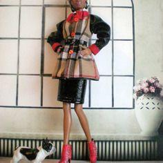 Dublin  -  poupees  fashion royalty  -  barbie  -