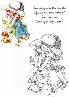 Your Tasks and entertainment: Sarah kay paint Coloring Book Pages, Coloring Sheets, Sara Kay, Holly Hobbie, Digi Stamps, Cute Images, Copics, Coloring For Kids, Mandala Art