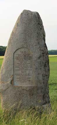 sur ma route nationale 3 RN3 Verdun Metz Saint Avold Forbach