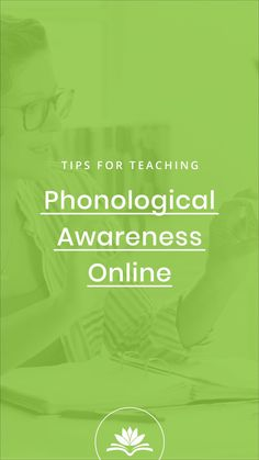 If you could use some tips to make your online phonological awareness instruction easier, check out today's new blog post. I also included some tips for teaching it in-person with a mask! Phonemic Awareness Activities, Phonological Awareness, Kids Learning Activities, Learning Resources, Phonics Lessons, Cvc Words, Word Families, Teaching Reading, Second Grade