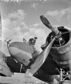 Aircraft Photos, Ww2 Aircraft, Military Aircraft, Bristol Beaufighter, Aviation Image, Aviation Art, Aircraft Painting, Ww2 Planes, Battle Of Britain