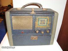 Rádio Antigo Philips 808 BHN Raro