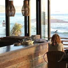 """146 mentions J'aime, 7 commentaires - World Of Waves (@wow_surfhouse) sur Instagram: """"Overlooking the surf #wow #worldofwaves #surfhouse #taghazout #bestspot #coffee #restaurant…"""""""