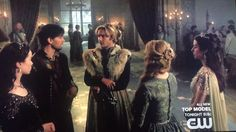 Reign season 3:❤️ the old gang at French court