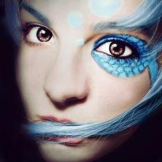 maquillage artistique Maquillage
