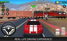 Enroll in this virtual school of driving called the Car Driving Academy 2017 Simulator 3D, and master your driving and parking skills.