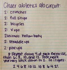 Cheer Body