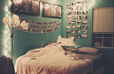 teen bed room ideas on pinterest comforter tumblr room hope chest cedar chest redo ideas this was my last
