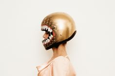 Helmet - how do you think I'll look with this on my bike?