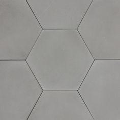 Decorative Tiles - Surface Gallery - faun hexagonal