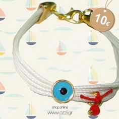#bracelet #eye #summer2014 #fashion2014 #jewellery #gifts #ozzi_jewellery #accessories