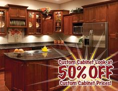 Discount cabinets on pinterest kitchen cabinets wolves for Cheap kitchen cabinets houston tx
