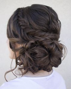 Loose+Low+Updo+With+Fishtail