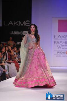 Nargis Fakhri  at LFW Winter Festive