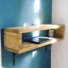 Folding Furniture, Diy Furniture Plans, Space Saving Furniture, Pallet Furniture, Furniture Projects, Furniture Decor, Furniture Design, Woodworking Projects Diy, Diy Wood Projects