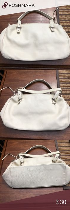 Vintage Claudia Firenze genuine Italian leather Great condition small dirt marks given the age but still 8/10 claudia firenze Bags