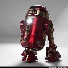 R2-D2 Ironman