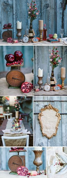 Fall Styled Wedding by Sienna Rose Photography - loveandlavender