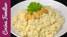 Como hacer arroz blanco con la Olla GM   Javier Romero