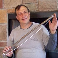 Making Fire: How to String a Bowdrill