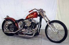 Creeper Chopper | Best Motorcycles | Totally Rad Choppers