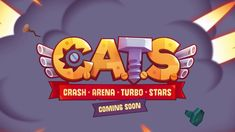 CATS Crash Arena Turbo Stars Hack was released to the public . Here you can download Hack for CATS Crash Arena Turbo Stars which will support both devices.