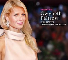We're absolutely thrilled to announce Gwyneth Paltrow as our Creative Director of makeup! http://bit.ly/1EUg