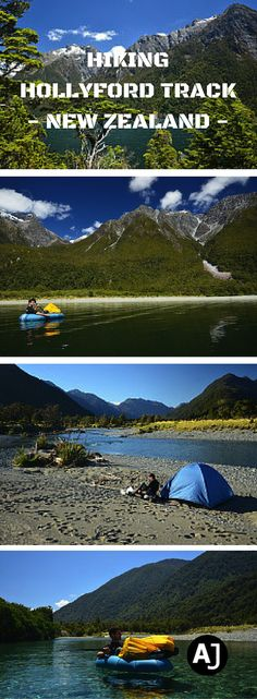 Hiking and Packrafting the Incredible Hollyford & Pyke Route in New Zealand Peru, Namibia, Camping And Hiking, Hiking Tips, New Zealand Travel, Travel Tours, South Island, Beautiful Places, Scenery