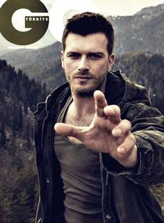 Kivanc Tatlitug GQ Magazine Newspaper And Models Amazing Turkish Man