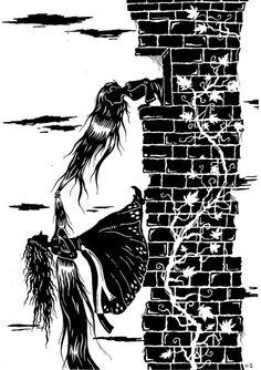 Fairytale silhouettes