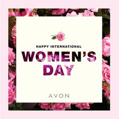 Avon is the company that not only brings beauty to doors, but also opens them. The company that supports 6 million Representatives worldwide. The company that for more than 125 years has stood for beauty, innovation, optimism and above all for women. Happy International Women's Day! #womensday #IWD