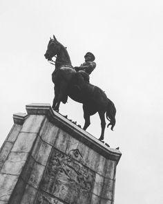 The Statue of M. Kemâl ATATÜRK