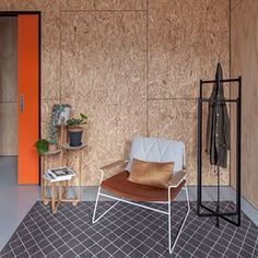 Osb + Plywood, Mil Constructions Workshop By Doherty Design Studio
