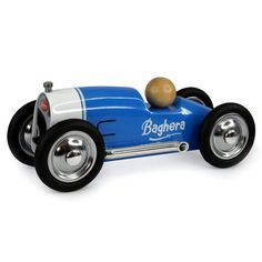 Roadster Blue Toy Car - 2 pack