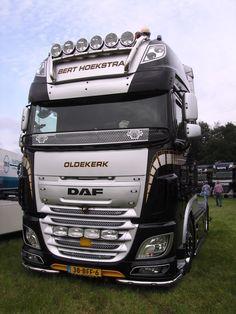 DAF  Truckdag Appelscha 2016