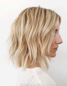 our favorite way to get that final flick on a bob or a lob {or any layers for that matter!}