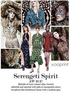 AW 16/17: Vootrend - Serengeti Spirit