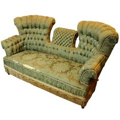 Antique and Vintage Sofas - For Sale at Victorian Sofa, Victorian Furniture, Victorian Homes, Vintage Furniture, Country Furniture, Home Decor Furniture, Unique Furniture, Turkish Furniture, Chesterfield Furniture