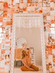 Cute Bedroom Decor, Teen Room Decor, Room Ideas Bedroom, Bedroom Inspo, Dorm Room Designs, Cute Room Ideas, Boho Room, Aesthetic Room Decor, Dream Rooms