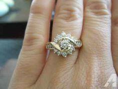 Stunning Diamond Ring - $700 (Fort Caroline)