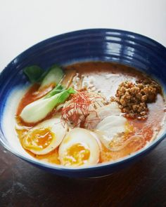 Tantanmen ramen | Bone Daddies Noodle Bar