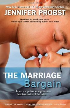 The Marriage Bargain (Marriage to a Billionaire) by Jenni...