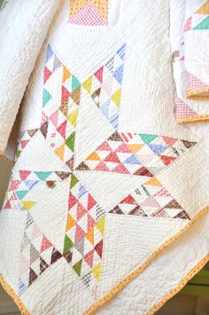 I love this quilt!!  Anyone want to make it for me?? :)