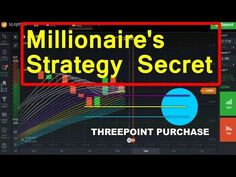 iq option tricks - Millionaire's Strategy Secret - Best Indicator in iq option trading - YouTube