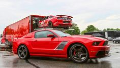 Roush Stage 3 'Stang