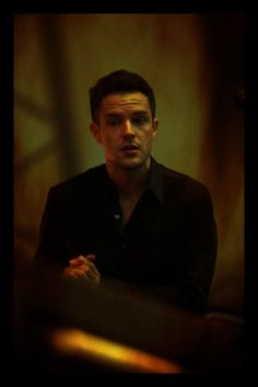 Brandon Flowers....for the love of all that is good...ugh hes so hot