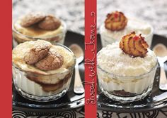 Един крем - два десерта