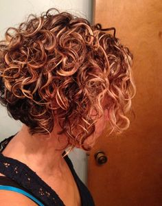 short curly hairstyles 2015 - Google Search