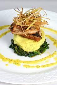 Imagini pentru Gourmet+chicken+plated