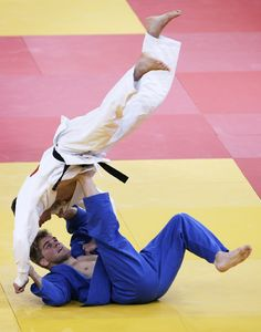 London Olympics Judo Men